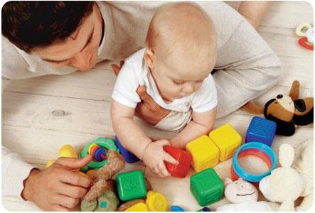 Чем занять ребенка или лайфхак для пап!