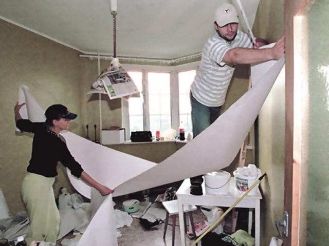 Кто делает ремонт квартир своими руками фото