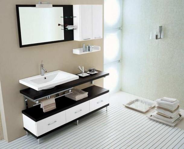 Для ванной тоже есть мебель