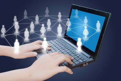 Формы общения в интернете