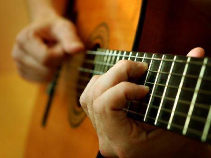 Гитара - как научиться играть?