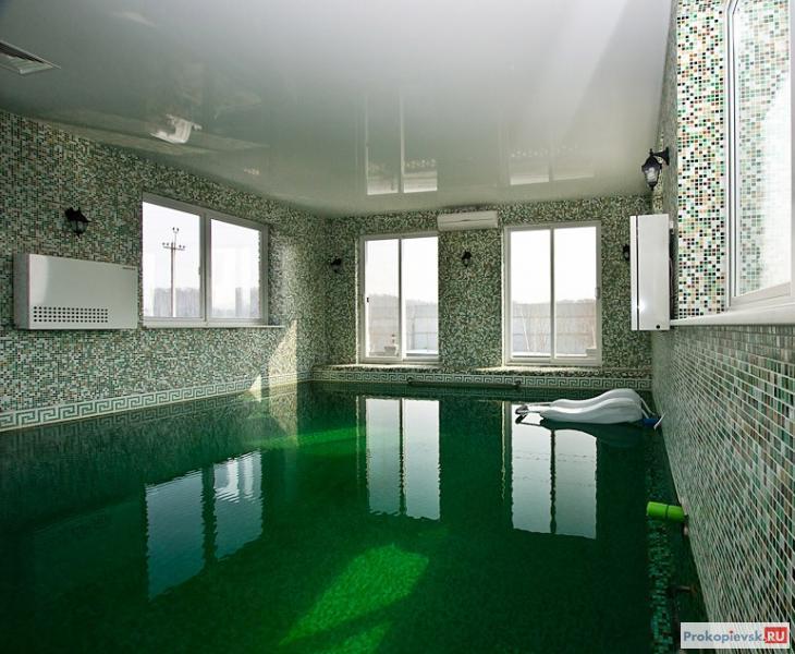 Идем в бассейн