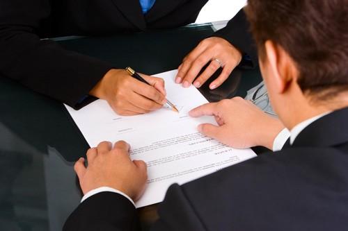 Юридически правильное оформление сделки