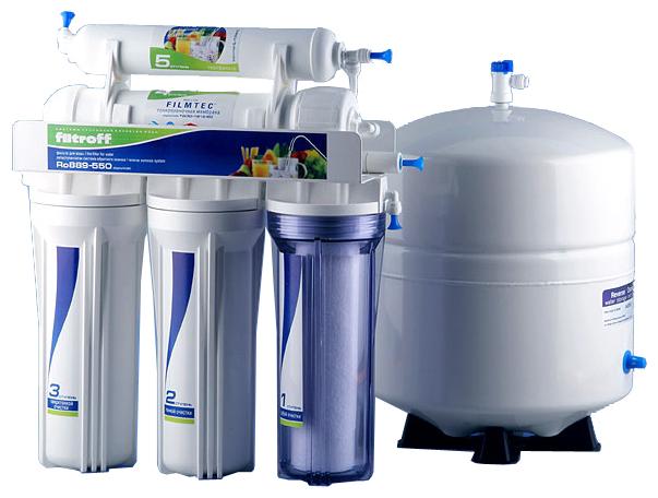 Как выбрать водоочистной фильтр?