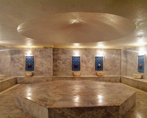 Какая она, идеальная вентиляция турецкой бани?