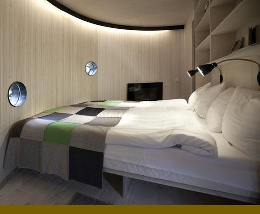 Необычный отдых в лучших отелях