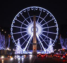 Новогодние праздники во Франции