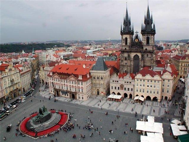 Особенности поездки в Чехию