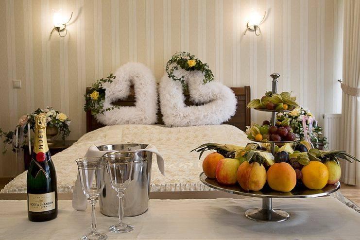 Первая брачная ночь: выбираем отель