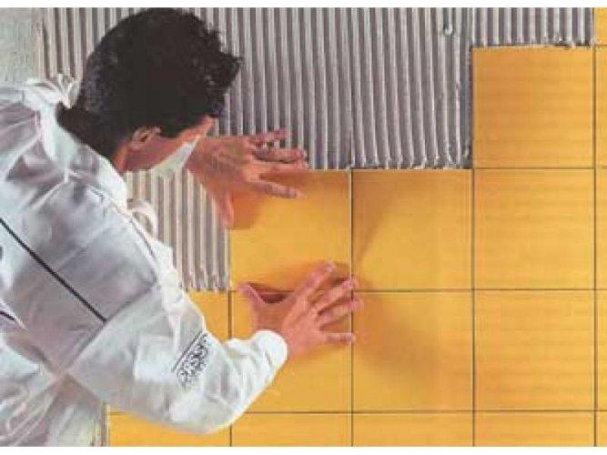 Рассказ о кладке керамической плитки