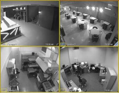 Системы видеоконтроля