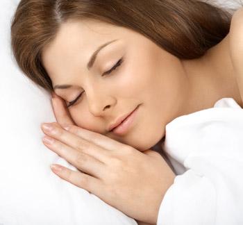 Спать нужно правильно
