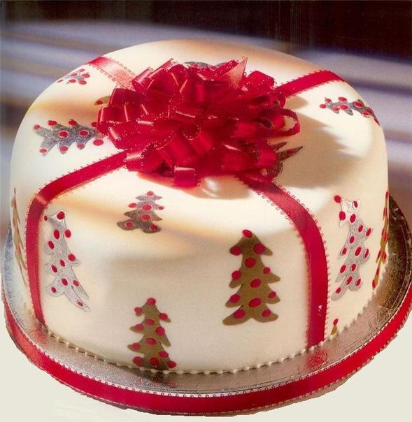 Торт к праздничному столу — европейская традиция