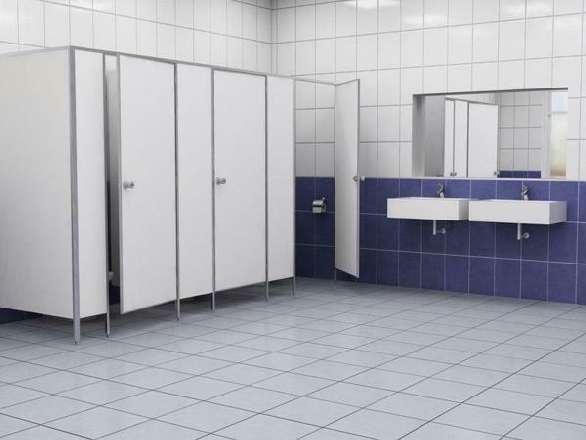 Варианты зонирования в ванной