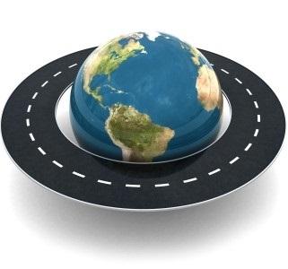 Вокруг земного шара