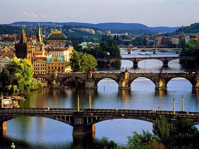 Заказ авиабилетов в Чехию