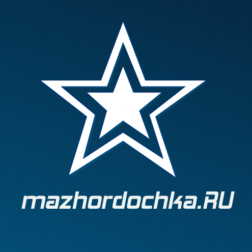Информация о проекте Mazhordochka.ru
