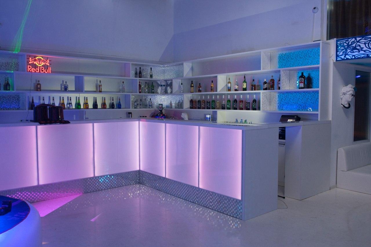 Ночной клуб ОБЛАКА в формате Новосибирска