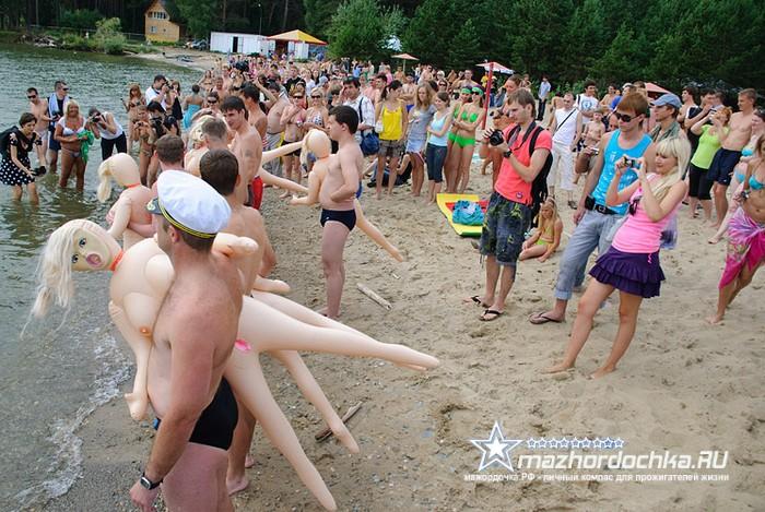 Где позагорать в Новосибирске?